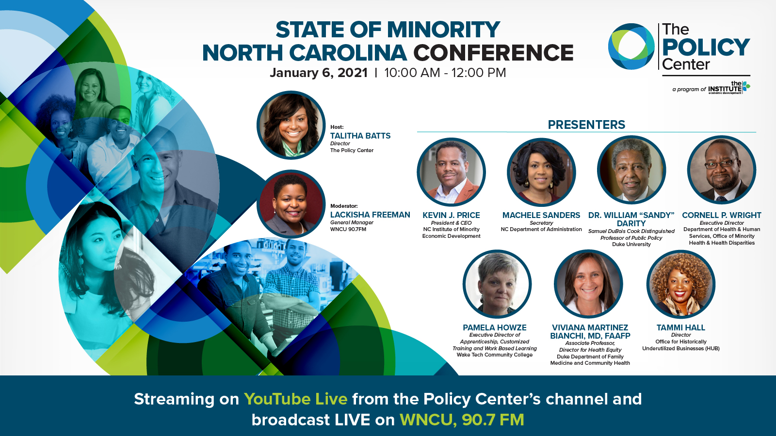 Minority Conference Updated Flyer