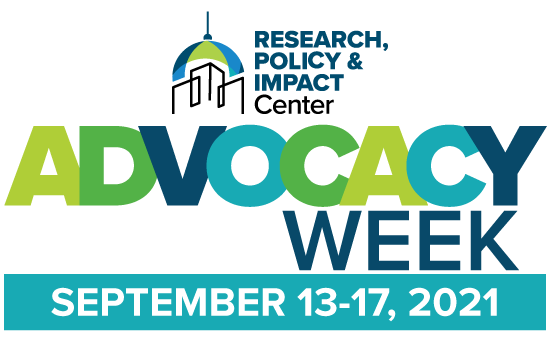 RPIC Advocacy Week - September 13-17, 2021